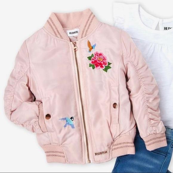 Hudson Girls Jacket